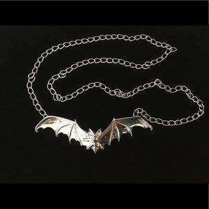 🌕 BAT NECKLACE - Halloween wear, or for everyday!
